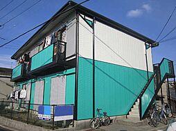 齋藤ハイツ[202号室]の外観