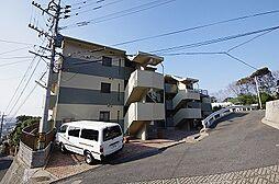 グリーンヒルズ須賀[301号室]の外観