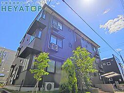 愛知県名古屋市南区大磯通6丁目の賃貸アパートの外観