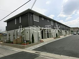 エクレール福井[1088号室]の外観