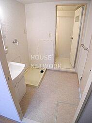 エクレール高辻の洗面所