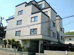 北海道札幌市中央区南二十条西14丁目の賃貸マンションの外観