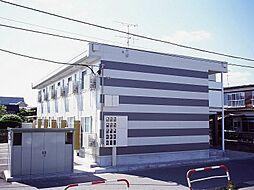 レオパレス文京[202号室]の外観