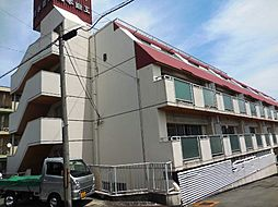 グランツ武庫川[2階]の外観