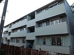 レオンガーデン[206号室]の外観
