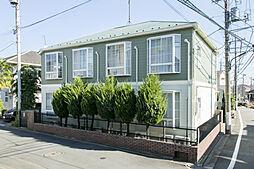 ジュネス桜ヶ丘[205号室]の外観