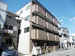 マンションパインウェル[2階]の外観