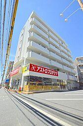 広島県広島市南区出汐4丁目の賃貸マンションの外観