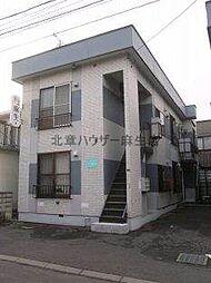ドミ麻生I[1階]の外観