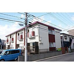 レジデンス館山(幕張本郷)[102号室]の外観