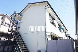 長谷川アパート[2階]の外観
