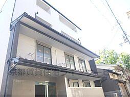 京都府京都市東山区南西海子町の賃貸マンションの外観