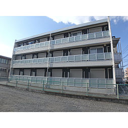 埼玉県さいたま市中央区下落合6丁目の賃貸アパートの外観