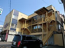 北山荘[3階]の外観