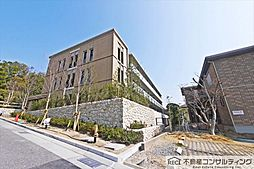 兵庫県神戸市東灘区御影山手1丁目の賃貸マンションの外観
