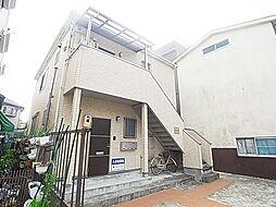 ソレイユ梅島[2階]の外観