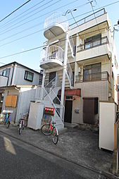 岡村ハイツ[202号室]の外観