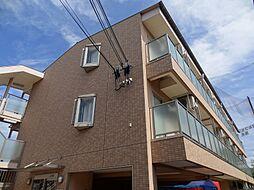 大阪府茨木市西豊川町の賃貸マンションの外観