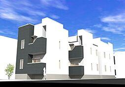 福岡県福岡市東区馬出2丁目の賃貸アパートの外観