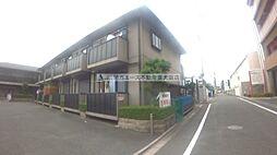 大阪府東大阪市御厨中2丁目の賃貸アパートの外観
