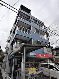 ドミール新座[3階]の外観