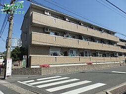 近鉄名古屋線 霞ヶ浦駅 徒歩20分の賃貸アパート