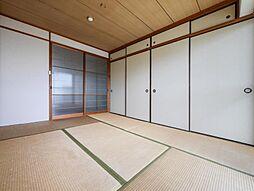 佐賀白山ビルのスしっとりと落ち着いた雰囲気の和室