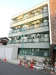 プレアール上小阪[1階]の外観