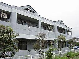 静岡県沼津市一本松の賃貸アパートの外観