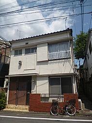 村田アパート[101号室]の外観