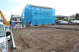建築条件付売地 フリープランでお好きな建物を建築して下さい