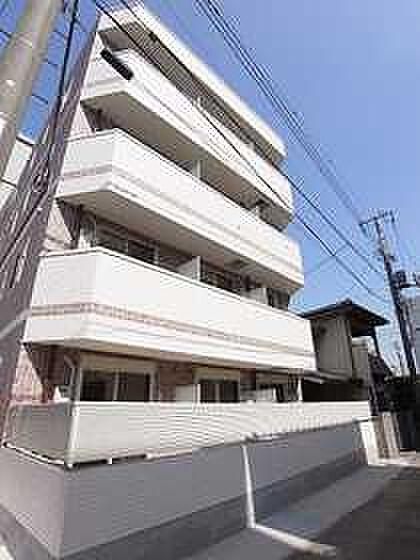 Victorian Court Chiba[4階]の外観