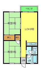 狭山駅 3.9万円