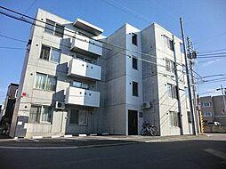 北海道札幌市白石区本通17丁目南の賃貸マンションの外観