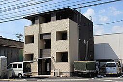 広島県広島市佐伯区三宅1丁目の賃貸アパートの外観