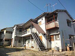 広島県広島市東区戸坂千足1丁目の賃貸アパートの外観