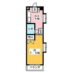 中村公園駅 4.0万円