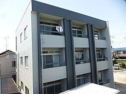 千葉県松戸市下矢切の賃貸マンションの外観