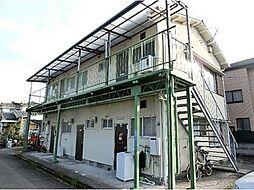 鹿児島県霧島市国分福島2丁目の賃貸アパートの外観