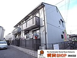 サニーハウス小藤[201号室]の外観