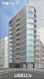 公高貴王ビル(女性限定レディースマンション)[4階]の外観