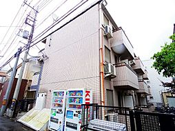 埼玉県志木市本町4丁目の賃貸マンションの外観