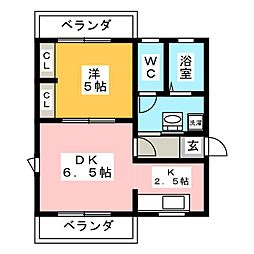 吉浜駅 5.6万円