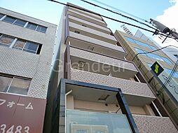 レジュールアッシュ大阪城EAST[8階]の外観