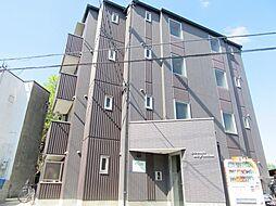 大阪府藤井寺市青山2丁目の賃貸マンションの外観