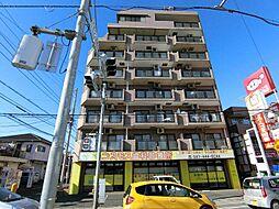 千葉県鎌ケ谷市鎌ケ谷3丁目の賃貸マンションの外観