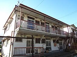 恵荘[2階]の外観