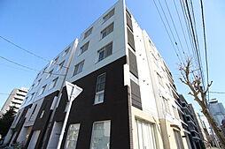 北海道札幌市北区北十二条西2丁目の賃貸マンションの外観