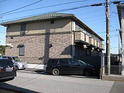 千葉県袖ケ浦市神納2丁目の賃貸アパートの外観