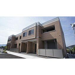 三重県津市芸濃町椋本の賃貸アパートの外観